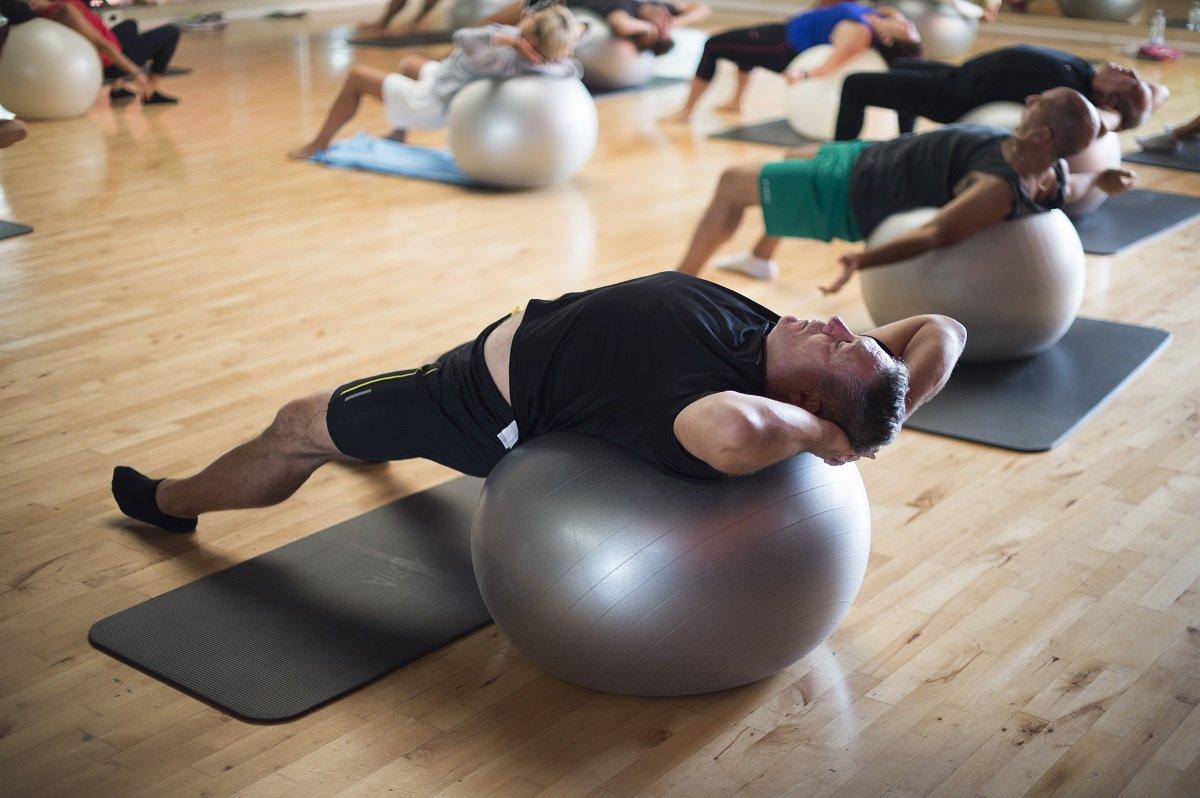 esercizi per schiena