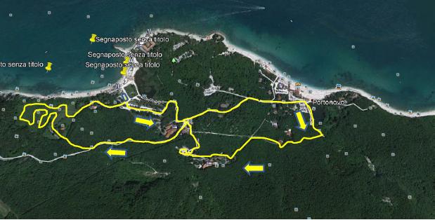 Triathlon percorso mtb